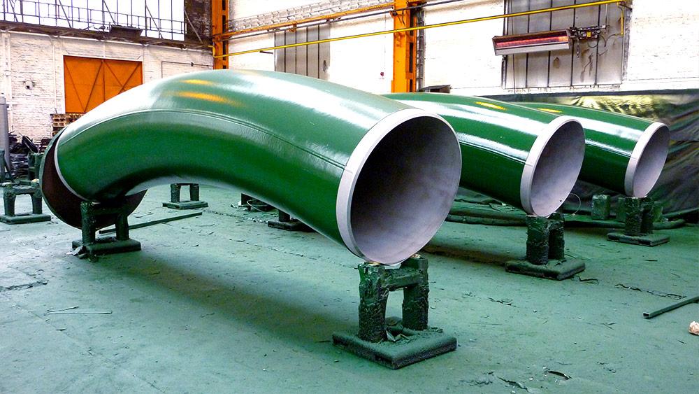 Heiß-Airless-Verfahren mit Epoxidharz-Beschichtung